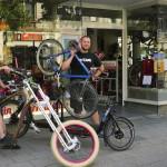 Ob Cruiser, Singlespeed oder Lastenrad - Tomis Räder sind etwas für Individualiatern