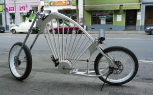 Tomis Räder sind Schmuckstücke – und bis ins letzte Detail durchdacht