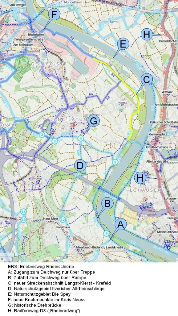 Kartengrundlage: © OpenStreetMap-Mitwirkende, Kartografie-Lizenz CC BY-SA