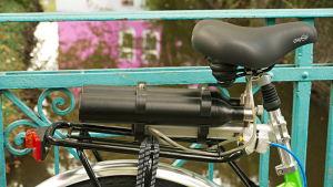 Leicht zu tauschen wie beim Wassersprudler: Die H2-Kartuschen