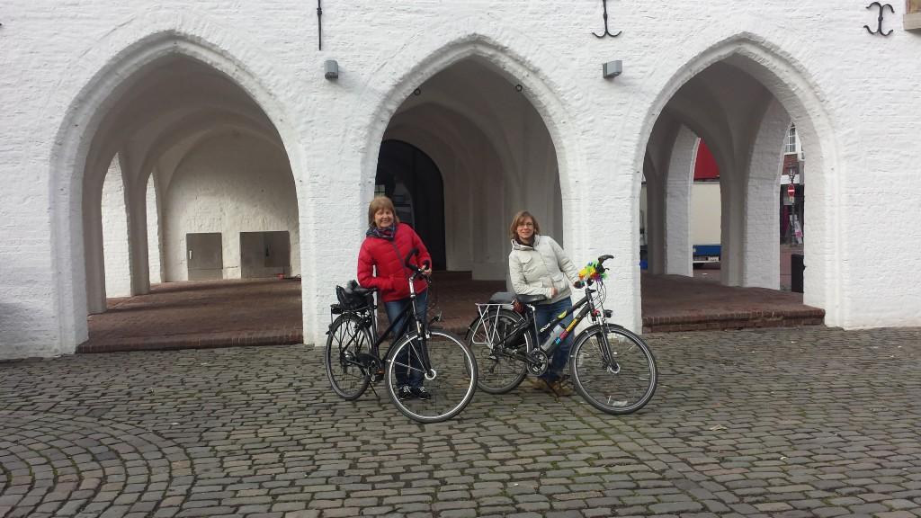 Christiane Kubatta und Conny Boxberg